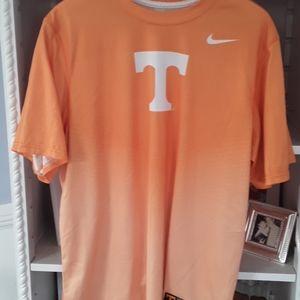 University of Tennessee men's large Dri-Fit shirt
